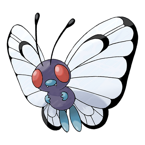 #012 Butterfree icon