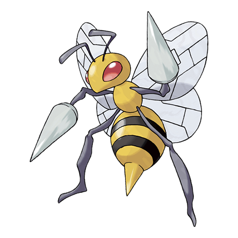 #015 Beedrill icon