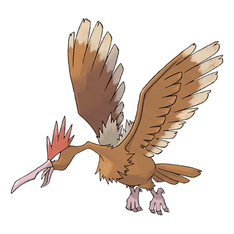 #022 Fearow icon
