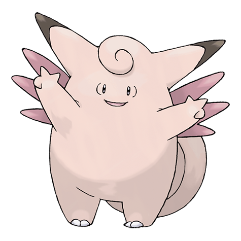 #036 Clefable icon