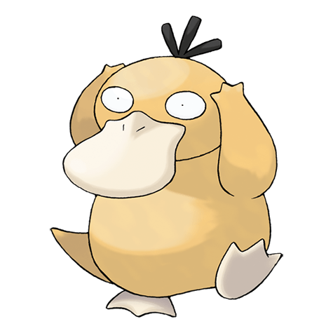 #054 Psyduck icon