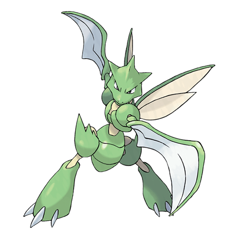 #123 Scyther icon